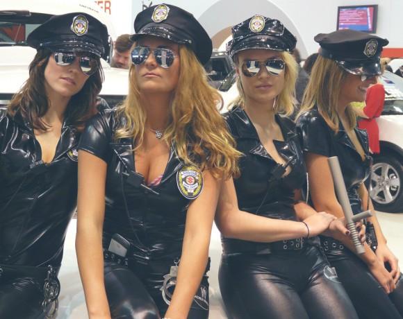 Cute Police